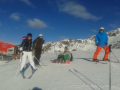 Ski foahrn