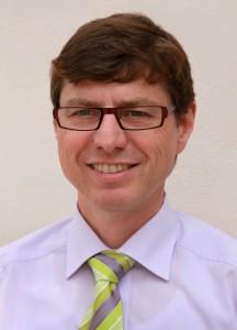 Raphael Herbig, der Vorsitzende des Fördervereins